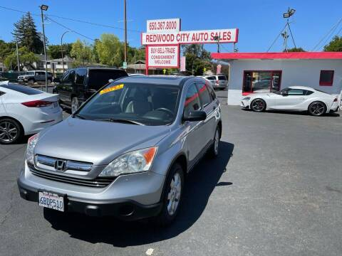 2007 Honda CR-V for sale at Redwood City Auto Sales in Redwood City CA