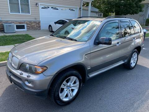 2006 BMW X5 for sale at Jordan Auto Group in Paterson NJ