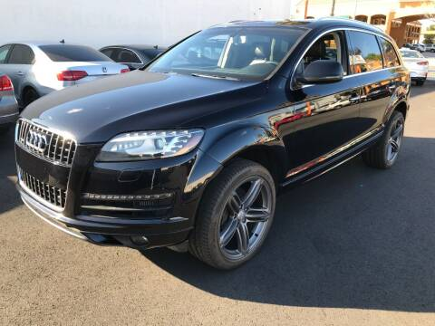 2012 Audi Q7 for sale at Shoppe Auto Plus in Westminster CA