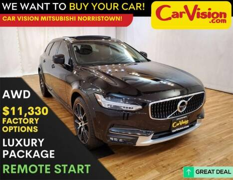 2018 Volvo V90 Cross Country for sale at Car Vision Mitsubishi Norristown in Trooper PA