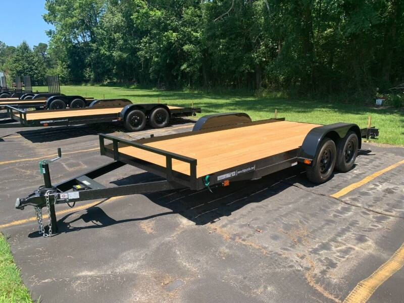 2021 New Carry-On 7x16 CH 1BRK Trailer for sale at Tripp Auto & Cycle Sales Inc in Grimesland NC