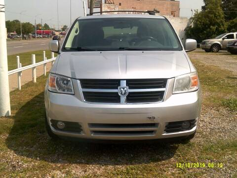 2010 Dodge Grand Caravan for sale at DONNIE ROCKET USED CARS in Detroit MI