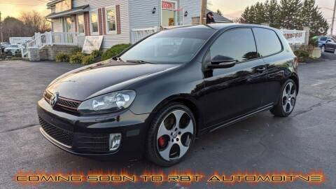 2013 Volkswagen GTI for sale at RBT Automotive LLC in Perry OH