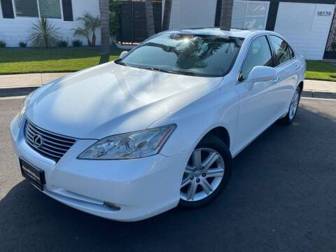 2008 Lexus ES 350 for sale at SoCal Motors in Los Alamitos CA