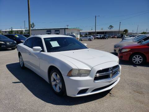 2013 Dodge Charger for sale at Jamrock Auto Sales of Panama City in Panama City FL