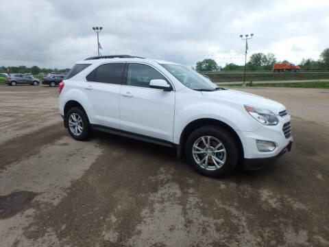 2017 Chevrolet Equinox for sale at BLACKWELL MOTORS INC in Farmington MO