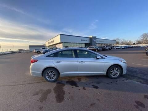 2017 Hyundai Sonata for sale at Schulte Subaru in Sioux Falls SD