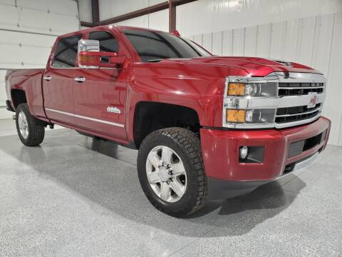 2018 Chevrolet Silverado 2500HD for sale at Hatcher's Auto Sales, LLC in Campbellsville KY