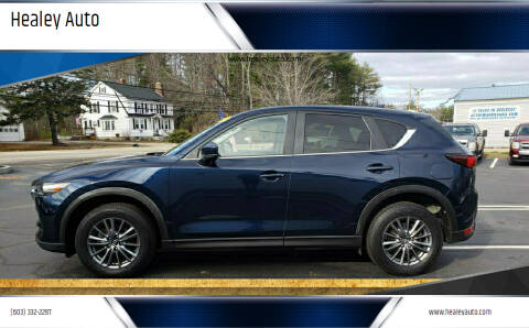 2017 Mazda CX-5 for sale at Healey Auto in Rochester NH