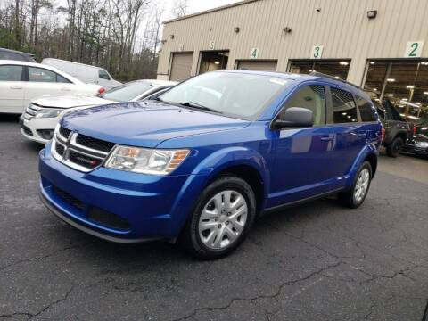 2015 Dodge Journey for sale at Matthew's Stop & Look Auto Sales in Detroit MI