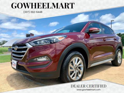 2018 Hyundai Tucson for sale at GOWHEELMART in Leesville LA