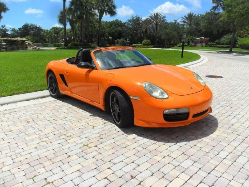 2008 Porsche Boxster for sale at AUTO HOUSE FLORIDA in Pompano Beach FL