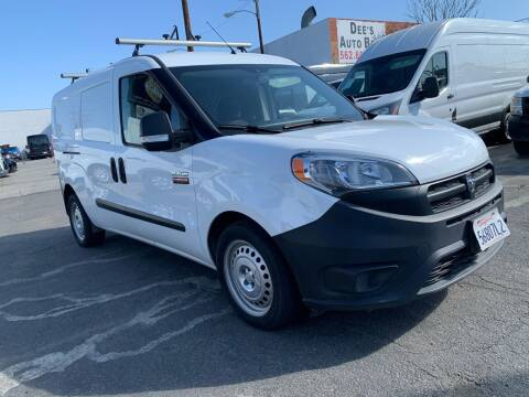 2018 RAM ProMaster City Wagon for sale at Best Buy Quality Cars in Bellflower CA