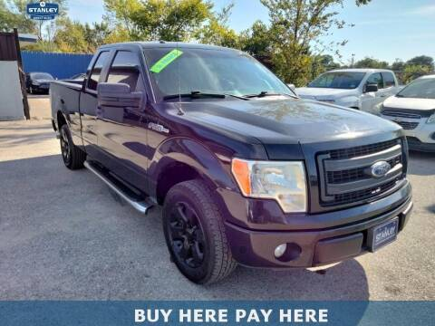 2013 Ford F-150 for sale at Stanley Direct Auto in Mesquite TX