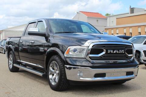 2017 RAM Ram Pickup 1500 for sale at SHAFER AUTO GROUP in Columbus OH