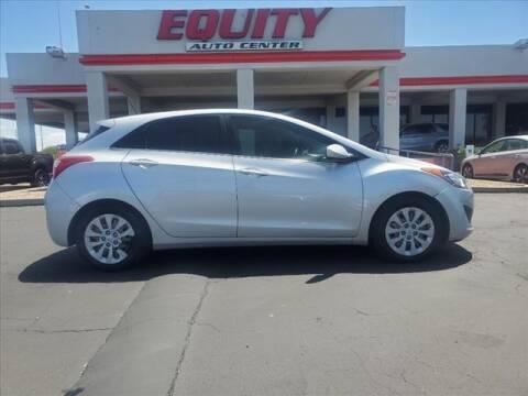 2017 Hyundai Elantra GT for sale at EQUITY AUTO CENTER in Phoenix AZ