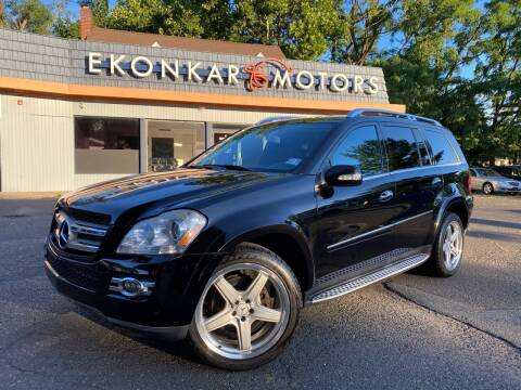 2008 Mercedes-Benz GL-Class for sale at Ekonkar Motors in Scotch Plains NJ