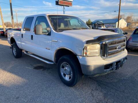 2006 Ford F-350 Super Duty for sale at AFFORDABLY PRICED CARS LLC in Mountain Home ID