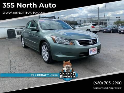 2009 Honda Accord for sale at 355 North Auto in Lombard IL