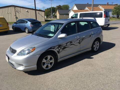 2008 Toyota Matrix for sale at AUTO PLUS INC in Marinette WI