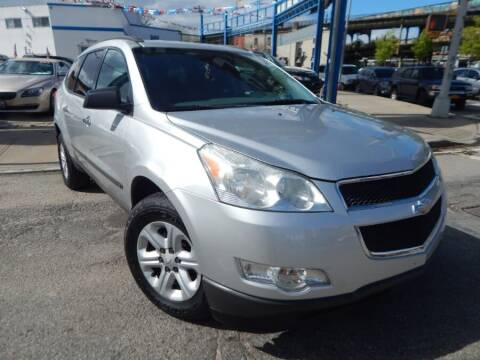 2010 Chevrolet Traverse for sale at Excellence Auto Trade 1 Corp in Brooklyn NY