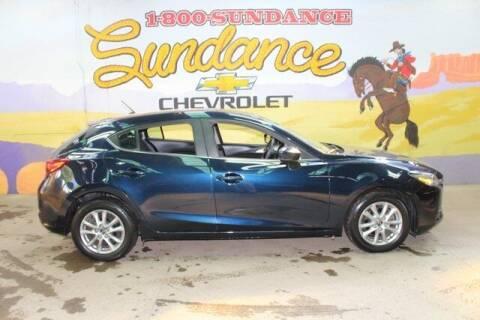 2017 Mazda MAZDA3 for sale at Sundance Chevrolet in Grand Ledge MI
