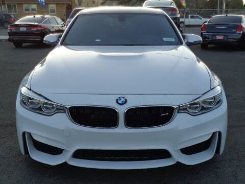 2016 BMW M3 for sale at Vallejo Motors in Vallejo CA