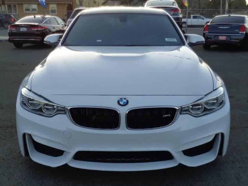 2016 BMW M3 for sale at Vallejo Motors in Vallejo CA