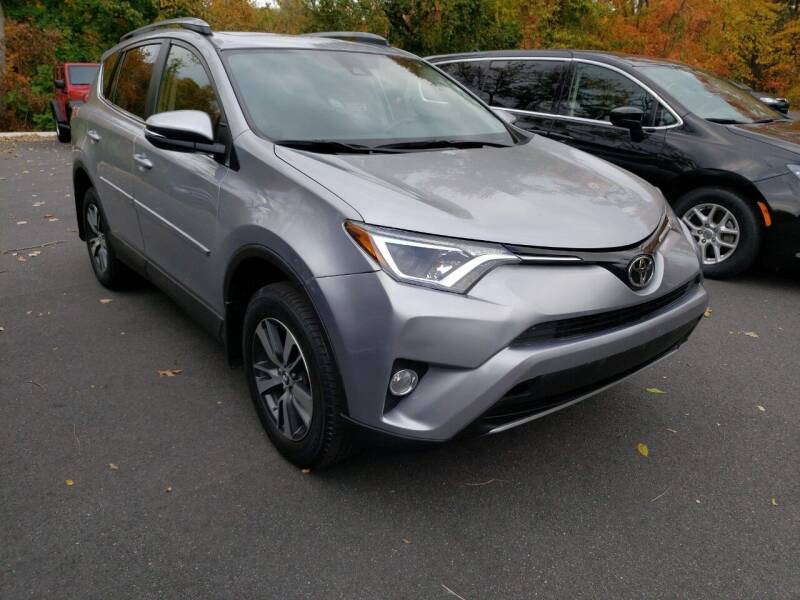 2018 Toyota RAV4 for sale at KLC AUTO SALES in Agawam MA