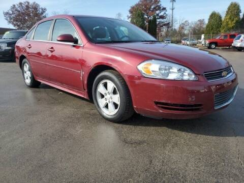 2009 Chevrolet Impala for sale at Newcombs Auto Sales in Auburn Hills MI