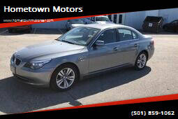 2009 BMW 5 Series for sale at Hometown Motors in Jacksonville AR