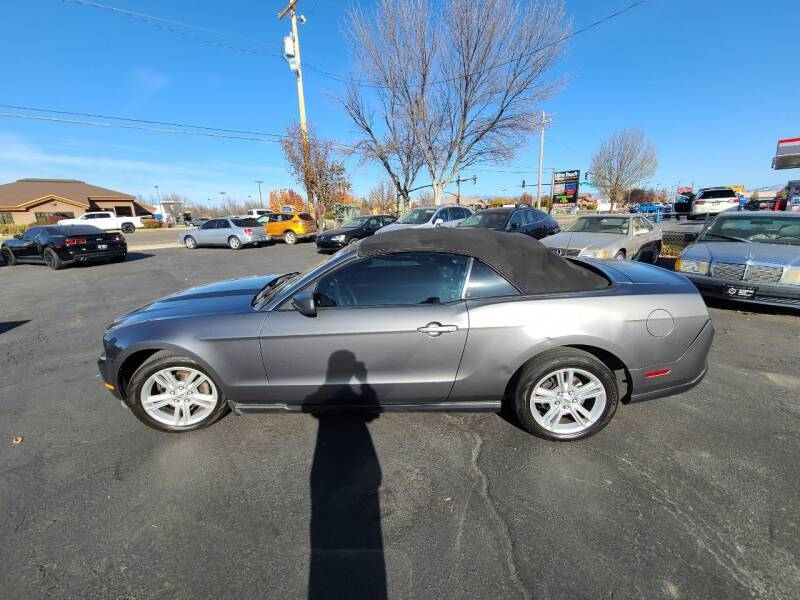2010 Ford Mustang for sale at Silverline Auto Boise in Meridian ID