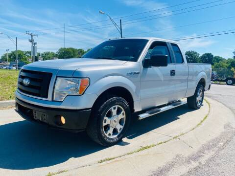 2009 Ford F-150 for sale at Xtreme Auto Mart LLC in Kansas City MO