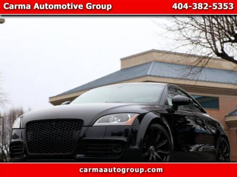 2013 Audi TT for sale at Carma Auto Group in Duluth GA