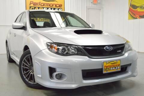 2011 Subaru Impreza for sale at Performance car sales in Joliet IL