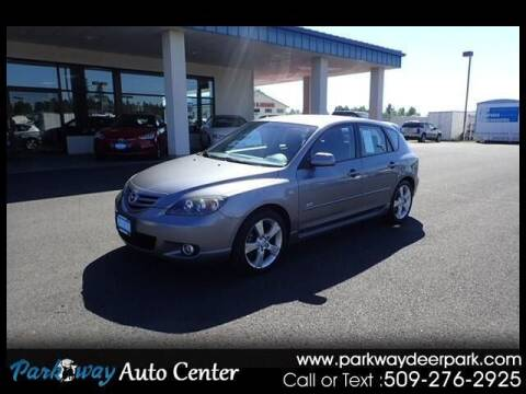 2006 Mazda MAZDA3 for sale at PARKWAY AUTO CENTER AND RV in Deer Park WA