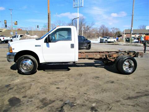 1999 Ford F-450 Super Duty for sale at Steffes Motors in Council Bluffs IA