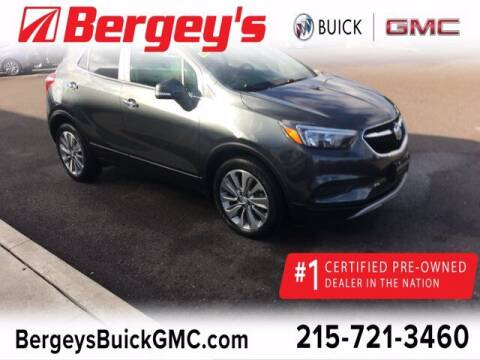 2017 Buick Encore for sale at Bergey's Buick GMC in Souderton PA