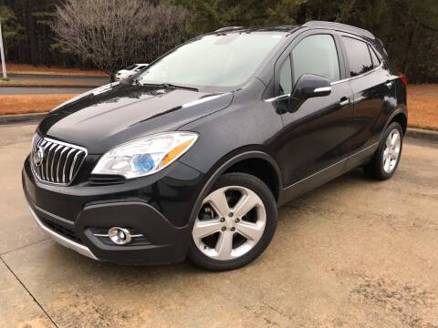 2015 Buick Encore for sale at Global Imports Auto Sales in Buford GA