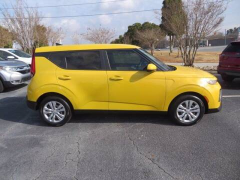 2020 Kia Soul for sale at DICK BROOKS PRE-OWNED in Lyman SC