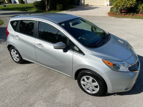 2015 Nissan Versa Note for sale at Exceed Auto Brokers in Pompano Beach FL