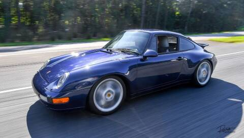 1996 Porsche 911 for sale at Encore Motors in Macon GA