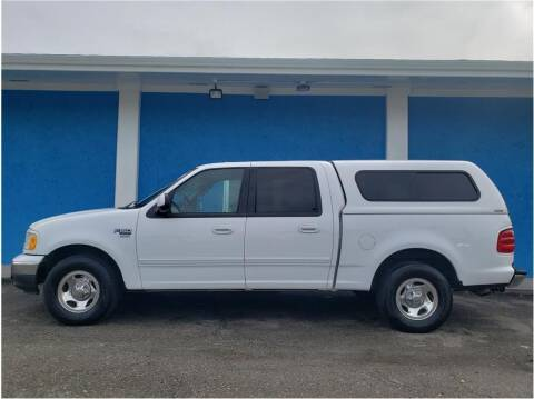 2003 Ford F-150 for sale at Khodas Cars - buy here pay here in Gilroy, CA