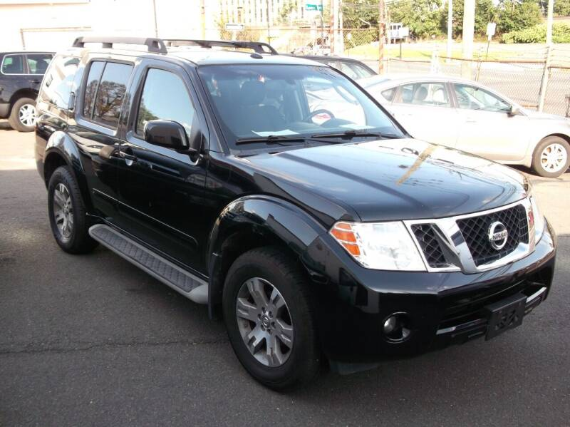 2010 Nissan Pathfinder for sale at Topchev Auto Sales in Elizabeth NJ