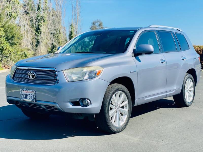 2008 Toyota Highlander Hybrid for sale at Silmi Auto Sales in Newark CA