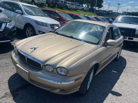 2002 Jaguar X-Type for sale at Ball Pre-owned Auto in Terra Alta WV