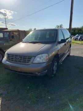 2005 Ford Freestar for sale at Lighthouse Truck and Auto LLC in Dillwyn VA