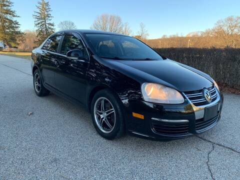 2009 Volkswagen Jetta for sale at 100% Auto Wholesalers in Attleboro MA