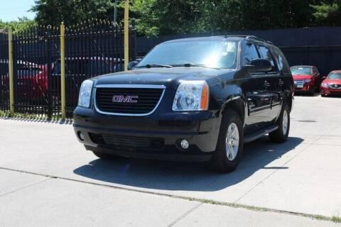 2012 GMC Yukon for sale at F & M AUTO SALES in Detroit MI