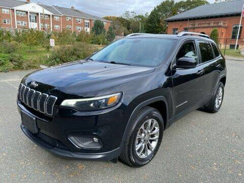 2019 Jeep Cherokee for sale at Broadway Motoring Inc. in Arlington MA
